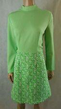 Mod/GoGo Crimplene Vintage Dresses for Women