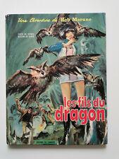 EO 1971 (bel état) - Bob Morane 12 (les fils du dragon) - Vance & Vernes
