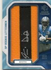 KEVIN SMITH 2008 SP ROOKIE THREADS SP ROOKIE LETTERMEN AUTO RC #ed 26/49