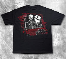 Dead Money  Poker T-Shirt by High Roller Clothing