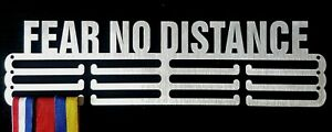 Medal Hanger/Holder/Display/Rack/Hook- *FEAR NO DISTANCE* STEEL,Store 36 medals