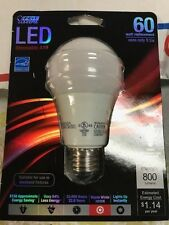 Feit Enhance LED Dimmable A-19, 800 Lumens, 60W Replacement with 9.5W SAVES