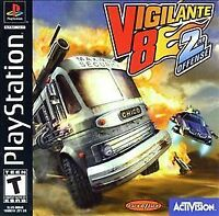 Vigilante 8: 2nd Offense (Sony PlayStation 1, 1999) Tested