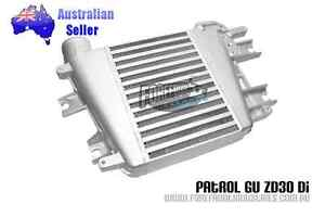 Aftermarket intercooler to suit Nissan Patrol GU ZD30 Di 97 to 2007 20% Larger!