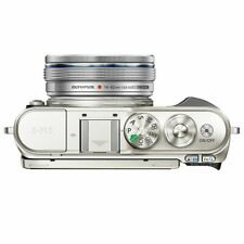 Olympus Pen E-PL9 Camera with 14-42 EZ Lens in White