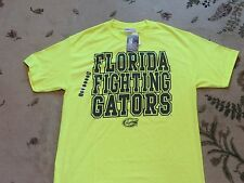"NCAA Florida Gators ""Fighting Gators"" T-Shirt XL/X-Large NWT!"
