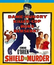 Shield for Murder [New Blu-ray] Bonus Features