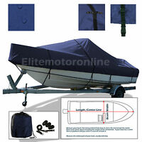 Sea Ray 250 Amberjack Trailerable Deluxe Boat Storage Cover Navy