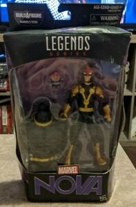 Marvel Legends Kid Nova Titus BAF Guardians of the Galaxy Vol 2