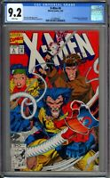 X-Men 4 CGC Graded 9.2 NM- 1st Appearance of Omega Red Marvel Comics 1992
