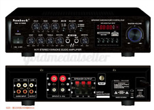 2000W 5 Kanal HiFi Verstärker bluetooth Vollverstärker Digital Audio