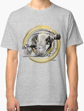 Harley shovelhead Magna suralimentation moteur Moto T-shirt inished production