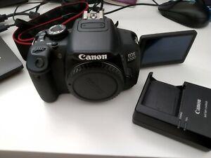 Canon EOS 650D / Rebel T4i 18.0 MP DSLR