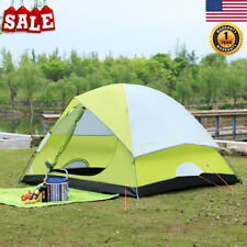 Waterproof All Season 6 People Instant Pop Up Family Tent Camping Hiking Tent US
