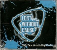 (296Z) Lost Without Cause, Write Your Own Ending  DJ CD