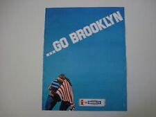 advertising Pubblicità 1983 BROOKLYN CHEWING GUM PERFETTI