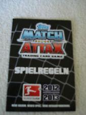 2 STAR-SPIELER / WAPPEN LOGOS Match Attax 12 13 Cards Karten aussuchen auswählen