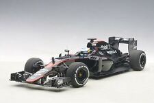 Autoart McLAREN MP4-30 F1 2015 SPAIN ALONSO #14 w/ DRIVER FIGURINE 1/18 In Stock