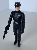 🔥1980 Star Wars Vintage ESB🔥IMPERIAL COMMANDER Figure Hong Kong 💯 Complete