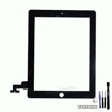 Digitizer Glass Touch Screen Replacement Black for iPad 2 2rd Gen