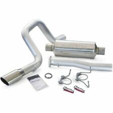 "Banks Power 48141 3"" Cat Back Monster Exhaust System For 07-14 FJ Cruiser 4.0L"