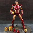 The Avengers Marvel Select Iron Man MK43 Mark XLIII Armor PVC Action Figure Im02