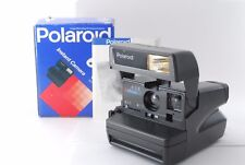 POLAROID 636 CLOSEUP INSTANT CAMERA IN BOX FROM JAPAN