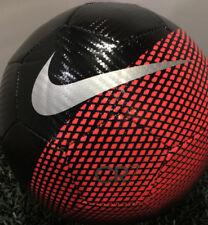 New Nike Cristiano Ronaldo Cr7 Prestige Soccer Ball Black/Red Size-4 Sc3370 010
