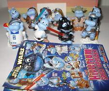 """Komplett Satz """"Happy Hippo Star Wars"""" mit allen Beipackzetteln"""