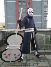 Hot Cakes NARUTO Cosplay Akatsuki Ninja Tobi Obito Madara Uchiha Obito Costume