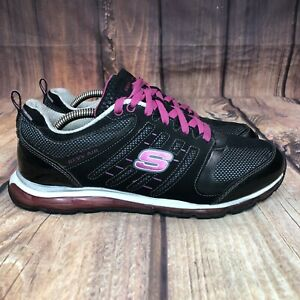 Skechers Sport Revv Air Running Shoes Women Size 8 Athletic Shoes 12265