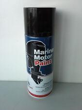 Marine Farbspray schwarz geeignet für Mercury Aussenborder 400 ml