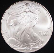 2004 American Silver Eagle ASE  BU in Deluxe Case