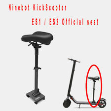 Ninebot KickScooter ES1 ES2 electric scooter seat adult scooter adjustable seat