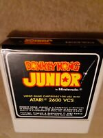 Donkey Kong Junior Jr by NINTENDO for ATARI 2600 ▪︎CARTRIDGE ONLY ▪︎FREE SHIP▪︎