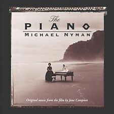 The Piano [Original Motion Picture Soundtrack] [Digipak] by Michael Nyman...