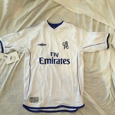 * NEW * Chelsea Retro Football Shirt New with Tags CFC Size Junior 6-7 -2