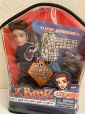 MGA Lil Bratz Boyz Boy Mini Dylan Doll 41/2 inches Stylin Accessories New Rare