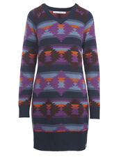 Woolrich Dew Berry v-neck sweater Dress size Large / L retail $109