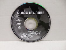 Shadow Of A Doubt DVD Movie NO CASE Alfred Hitchcock Joseph Cotten