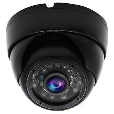 480P USB Dome Camera w/ IR 24LEDs Webcam Outdoor Recorder Motion/Face Detection