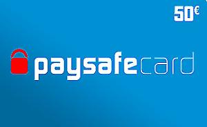 Paysafecard 50€ Versand innerhalb 5 Min- Bitte beachten Sie die Richtlinien
