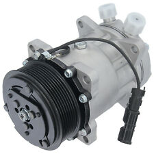 Klimakompressor Klimaanlage für MAN TGA TGS TGX Sanden SD7H15 24 V 8 PK 119 mm