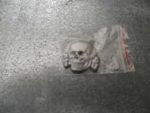 DEATHS HEAD BADGE