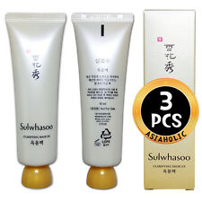 Sulwhasoo Clarifying Mask EX 50ml X 3pcs (150ml) Sample NEWIST Version