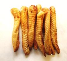 500g frisch geräucherte Schillerlocken - Räucherfisch aus dem Norden