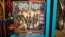 Harry Potter Mattel Mini Collection Figures Harry, Hermione Granger, Ron Weasley
