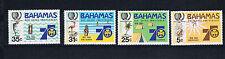 Bahamas 1985 Satz 586/89 Pfadfinderei/Scouting Postfrisch