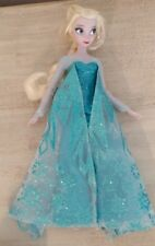 Disney Frozen Sparkle Elsa Doll From Barbie Princess Girls Toddlers Kids Toys