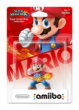 Mario No.1 amiibo Nintendo Wii U/3DS